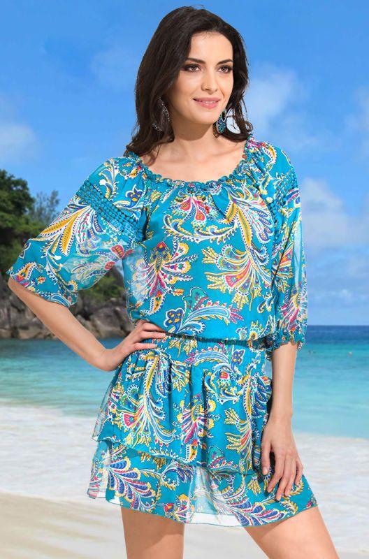 пляжное платье купить интернет магазин