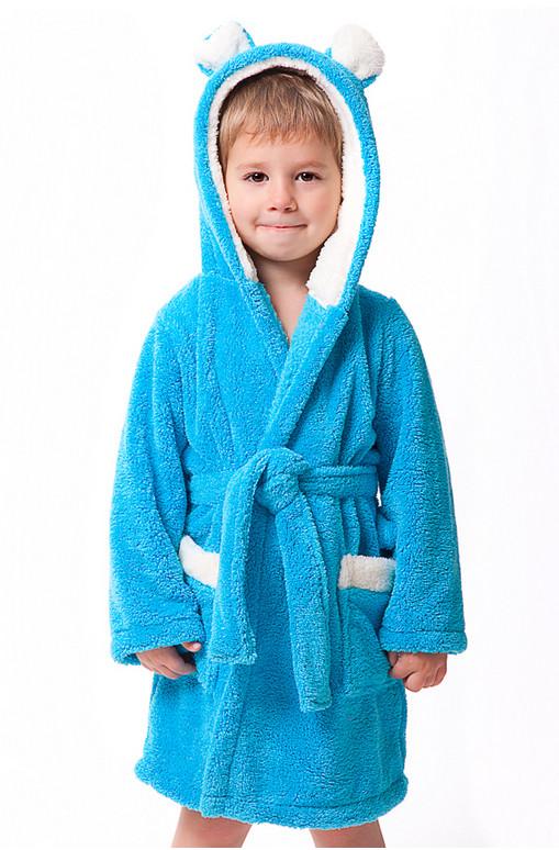 Детские махровые халаты сшить 839