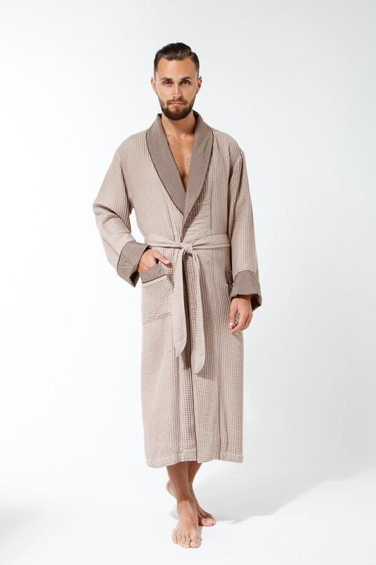 Халаты вафельные недорогие мужские магазины адреса