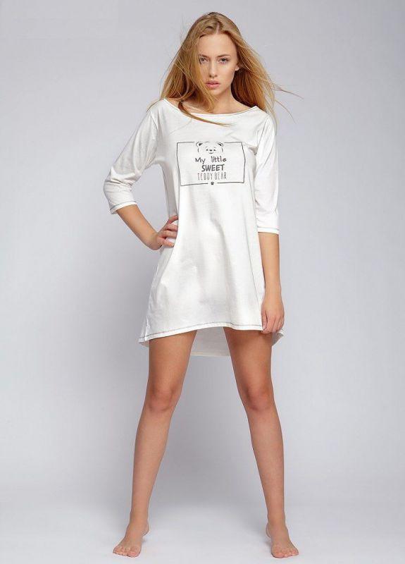 902d7c7a9e6f7 Хлопковое платье-сорочка