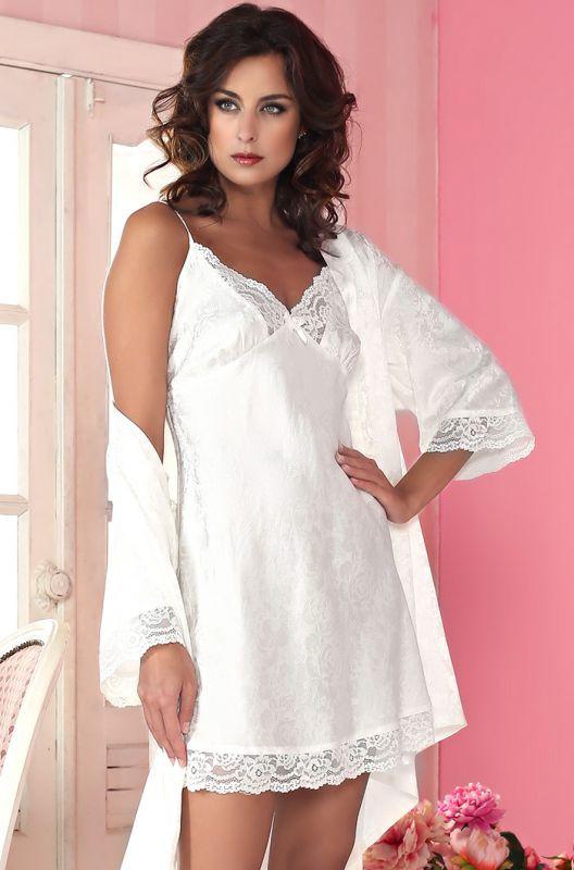 e5a293a414760 Сорочка ночная из натурального шелка купить в интернет-магазине ...