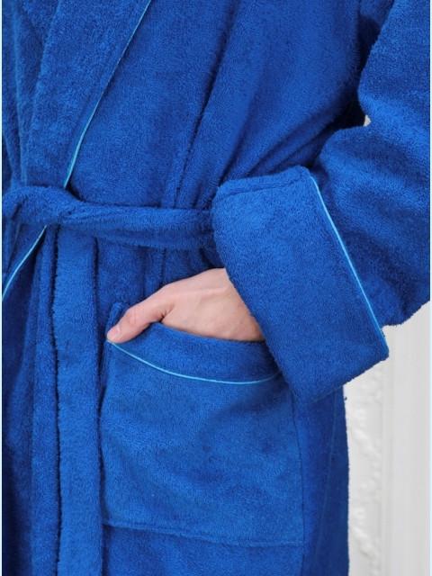 Мужской махровый халат своими руками