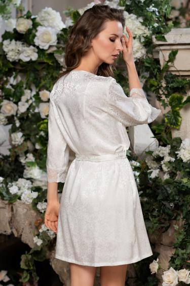 7fb47d814c7 Шелковый халат нежность Вероны купить в интернет-магазине Comfortstory