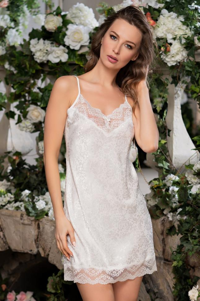 841902ce81e Шелковая сорочка нежность Вероны купить в интернет-магазине Comfortstory
